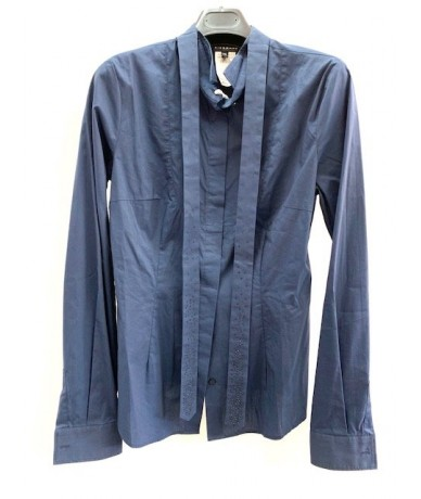 JOHN RICHMOND Blue woman shirt