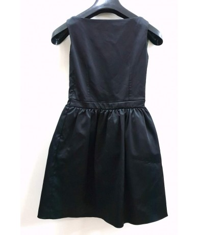 DSQUARED2 Dress girl 12 years black color