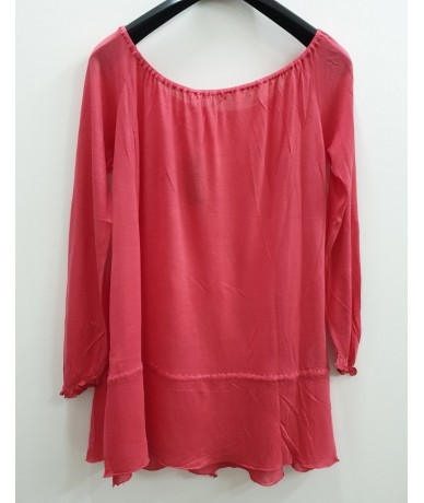 UNGARO Red coral t-shirt tg. 44
