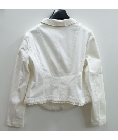 RED VALENTINO Jacket white color tg. 48