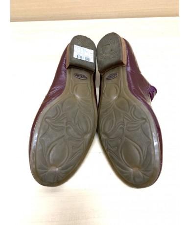 CLARKS Women's shoes tg. 5.5 in shiny leather
