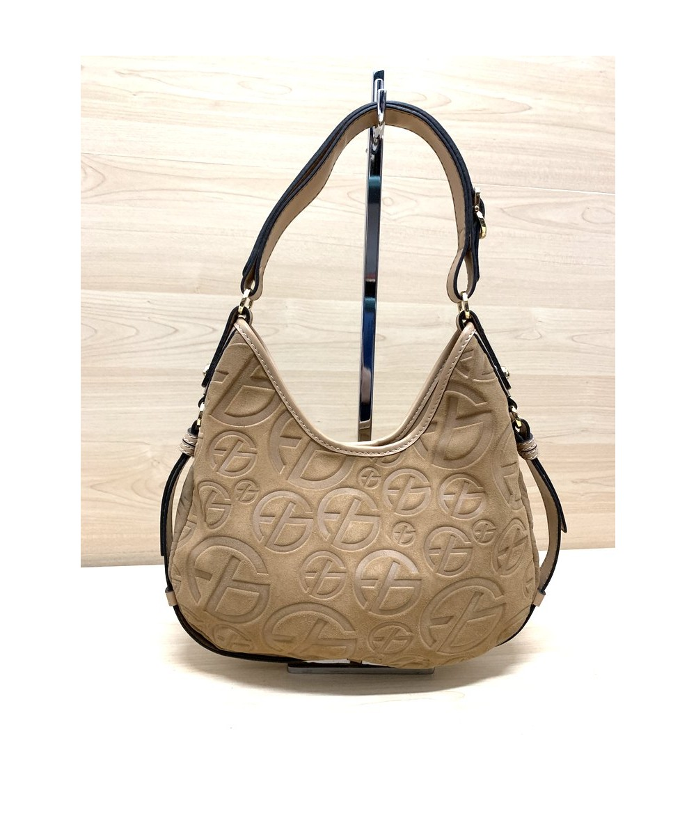 FRANCESCO BIASIA Beige color shoulder bag