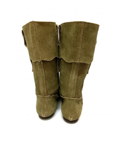 MOMA Women's boots tg. 36 in suede
