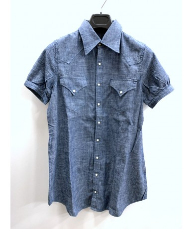 DSQUARED2 Woman shirt size 44 in cotton