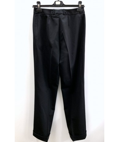 DOLCE & GABBANA Trousers tg. 40 black color