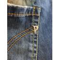 GUCCI borsetta a spalla in tessuto e pelle colore nero