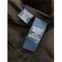 YVES SAINT LAURENT Borsa a spalla in tessuto colore nera