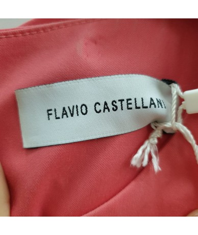 FLAVIO CASTELLANI Dress in cotton tg. 44