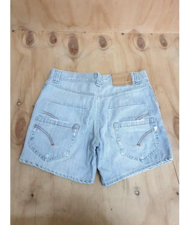 DONDUP mini-shorts size 42 light blue color