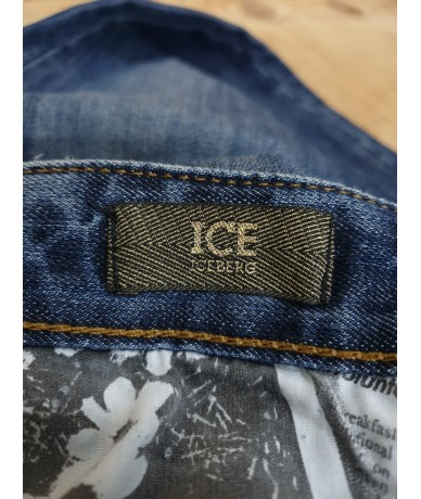 ICE Iceberg men's jeans, size 32, medium blue color