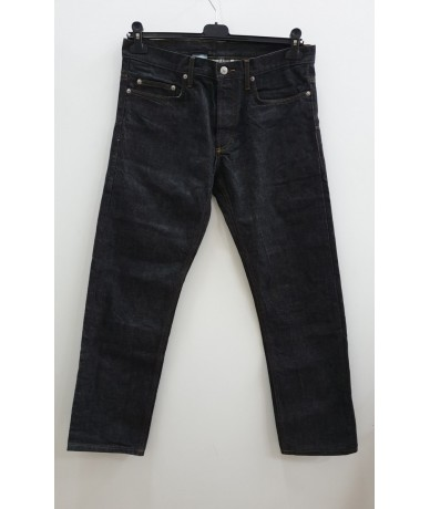 DIOR men's cigarette jeans size 34 black