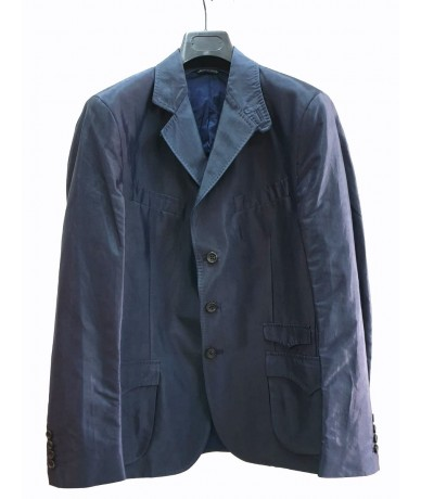 ERMANNO SCERVINO Jacket size 52 blue color