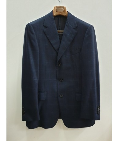 ERMENEGILDO ZEGNA complete men's tg 50 R in thin wool