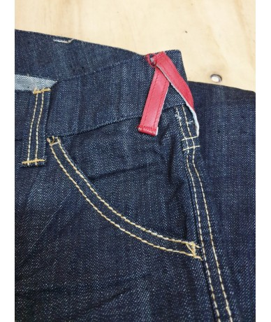 CYCLE jeans donna tg 27 colore blu scuro