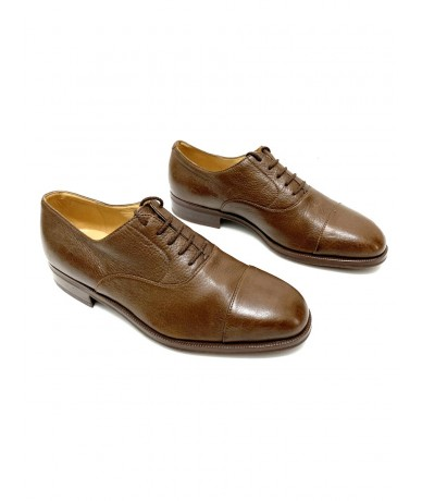 BELTRAMI Men's derby shoes in brown leather num. 41