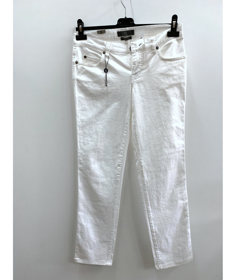 ALEXANDER McQUEEN White trousers size 40