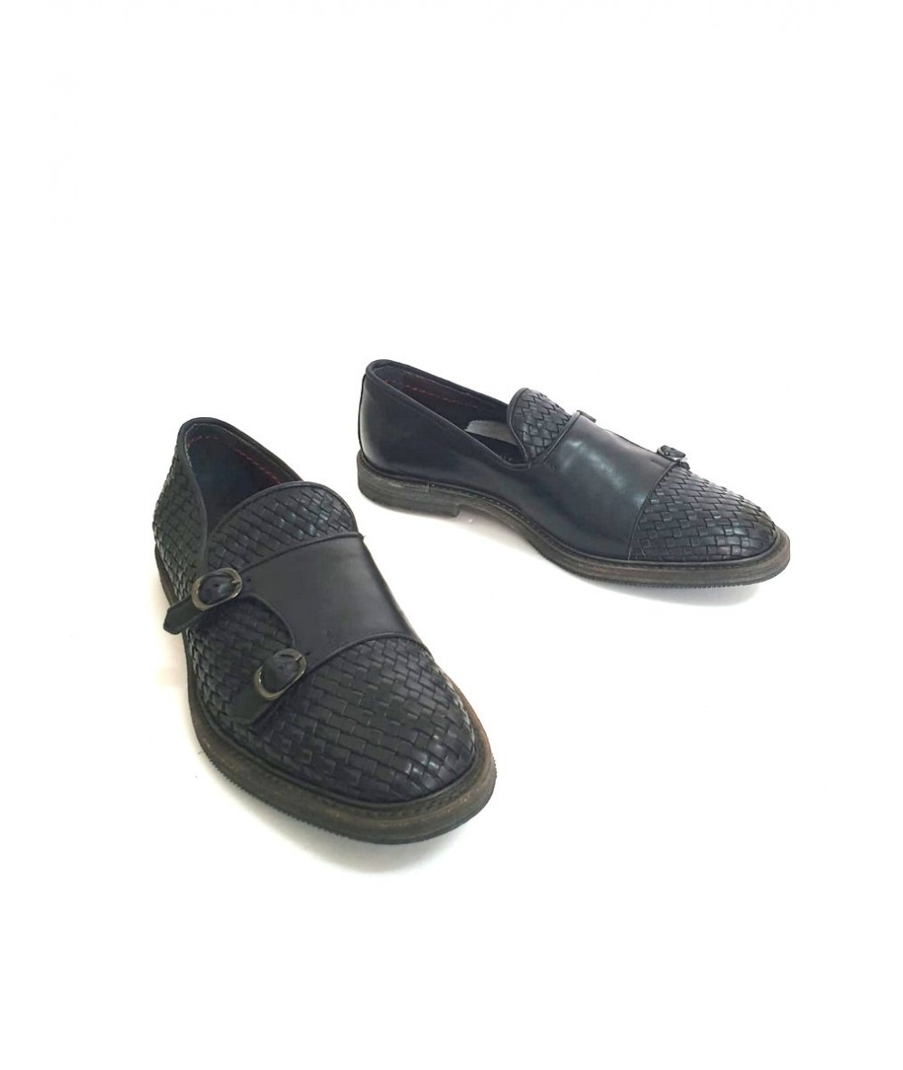Handmade shoes made by hand for Sutor tg. 6
