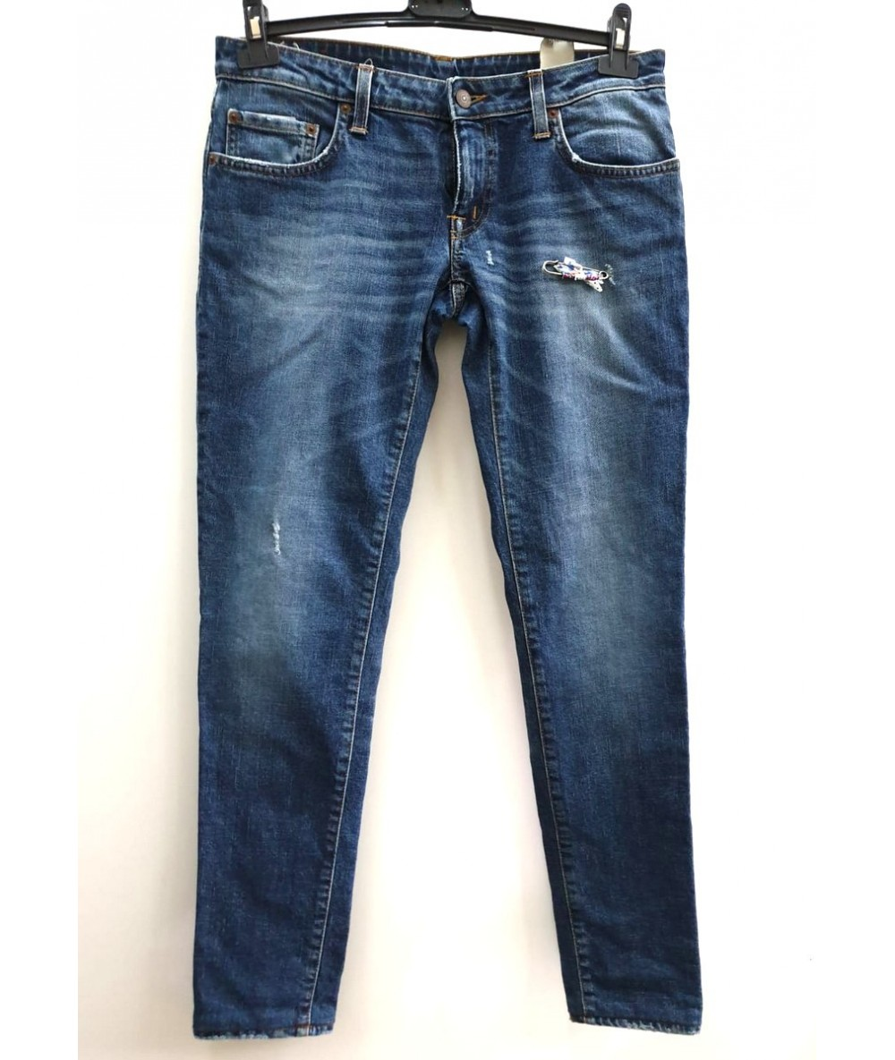 PEOPLE jeans donna tg 44