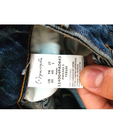 PEOPLE woman jeans size 44