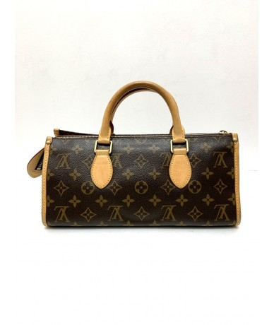 LOUIS VUITTON PAPINCOURT bauletto a mano in canvas colore marrone monogram