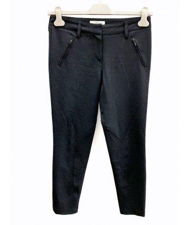 PRADA Women's trousers size 38 black color