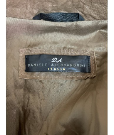 Daniele Alessandrini Leather jacket size 48