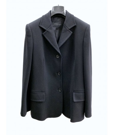 Ermanno Scervino Black color jacket size 48