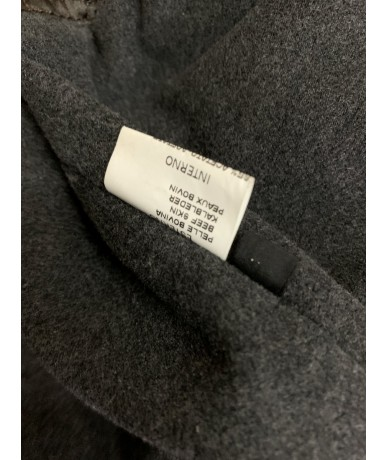 b-52 by Vittorio Forti Jacket in brown leather tg. 46