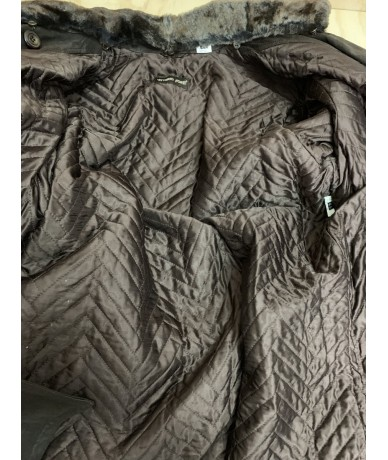 Vittorio Forti leather jacket for women tg. 44