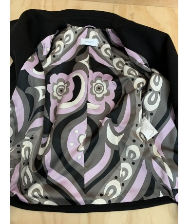 Emilio Pucci Tailleur Jacket and Skirt tg. 44