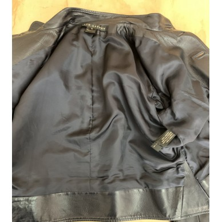 Ralph Lauren blue lambskin jacket tg. 10 (it 42)