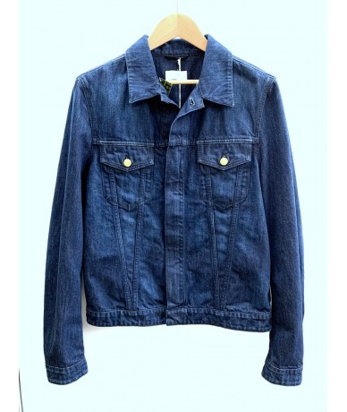 Closed Men's jeans jacket size M blue color