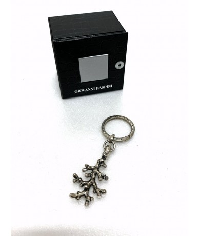 Giovanni Raspini keyring with pendulum branch