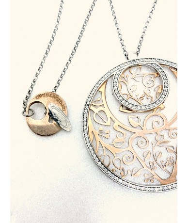 Mediterraneo tree of life necklace