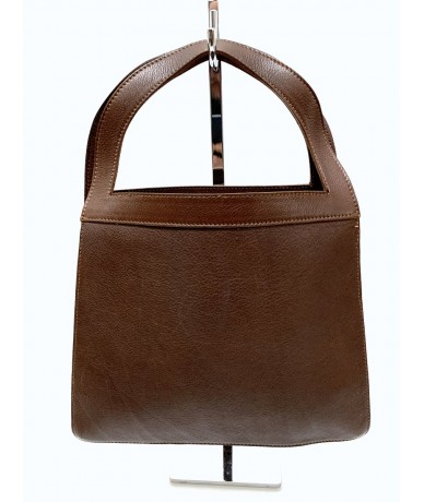 Aldo Tramontano handbag in brown leather