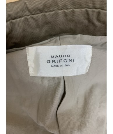 Mauro Grifoni giacca in cotone tg. 44