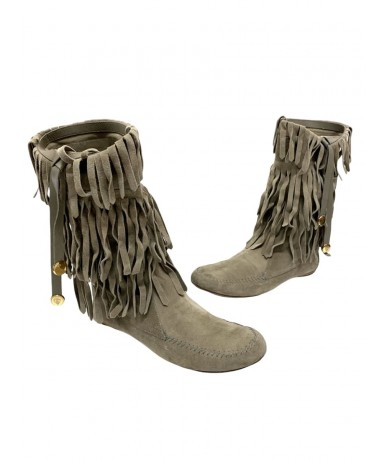 Gucci Suede ankle boots...