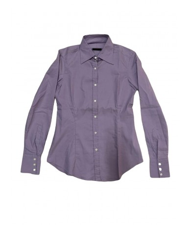 Mauro Grifoni Woman shirt size. 46 wisteria color