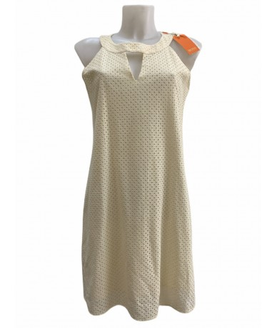 Hugo Boss Dress size 42 in beige cotton