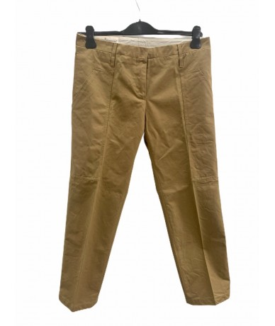 Golden Goose man trousers safari color size L