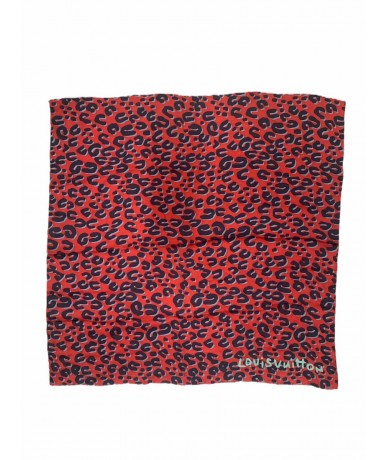 Louis Vuitton silk foulard 67x67 cm