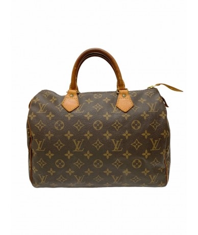 Louis Vuitton satchel speedy 30 monogram canvas