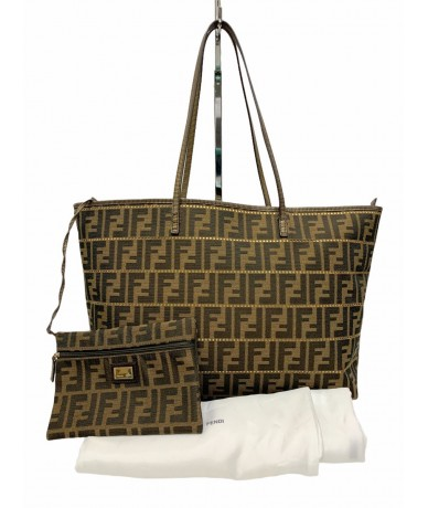 Fendi Roll Bag shopping bag and limited