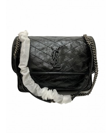 Saint Laurent Niki Medium borsa in pelle matelassè colore nera1,459.00