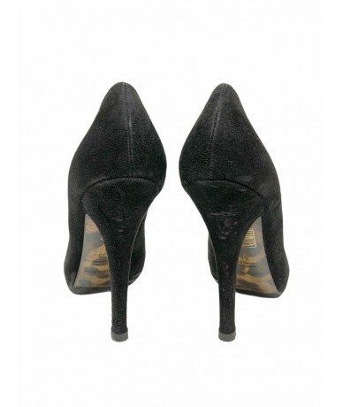 Dolce & Gabbana shoes in black suede size 38