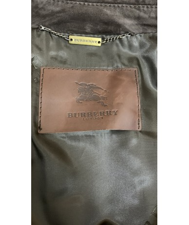 Burberry London giacca pelle scamosciata tg. 42 col. marrone349,00 €
