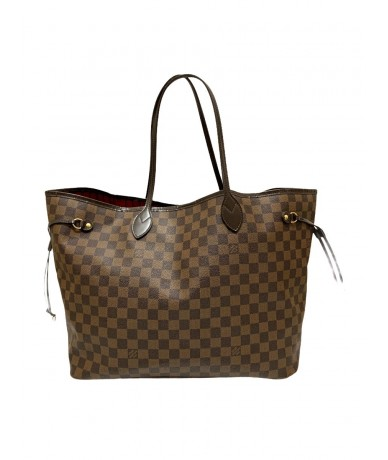 Louis Vuitton Neverfull Damier Ebène size GM