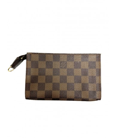 Louis Vuitton clutch bag for inside bag damier