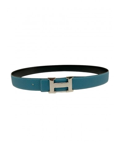 Hermès women's belt size 85 double-face