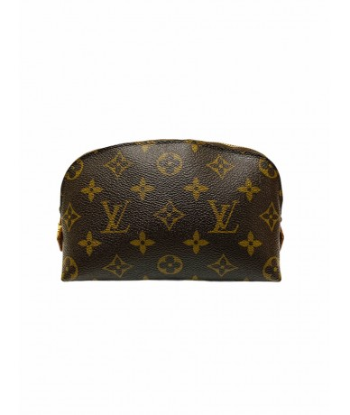Louis Vuitton pochette cosmetiques pouch monogram canvas